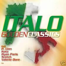 CD Italo Golden Classics von Various Artists