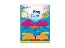 Sealpack Bag Clips, Helps Keep, Food Fresh, Reausable  (6CM X 3.5CM)