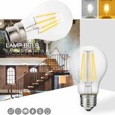 LED Filament Light E27 B22 G45 2W 4W Glass Ball  LED Bulb Edison Candle Lights