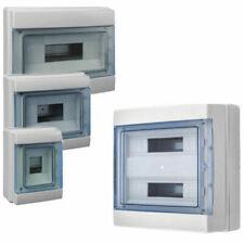 Kleinverteiler Feuchtraum IP65 AP Aufputz Unterverteilung Sicherungskasten