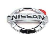Genuine New NISSAN BONNET BADGE Front Emblem For Primera P12E 2002-2008 Di 16V