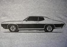 1969 Pontiac GTO  T-shirt, 69 Le Mans
