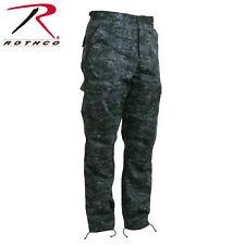 Rothco 99660 Digital Camo BDU Pants - Midnite Digital Camo