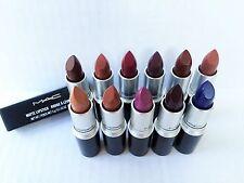MAC Matte Lipstick - New in Box (Choose Shade)