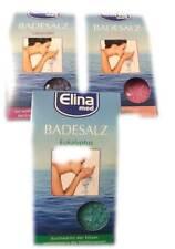 Badesalz Elina Med Badesalze Lavendel Rosmarin oder Eukalyptus 300 g