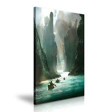Lo Hobbit film Stampa su Tela Incorniciato Wall Art ~ più dimensioni