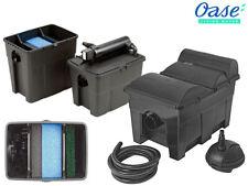 Oase Pontec Multiclear Set 5000 8000 Garden Pond Pump & UV Water Filter Combo