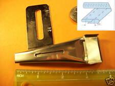 INDUSTRIAL TWO NEEDLE SEWING MACHINE BELT LOOP FOLDER