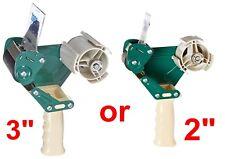 Heavy Duty Tape Grip Gun Roll Dispenser Packing Shipping Retracting Cutter Blade