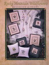 Rocky Mountain Wildflowers Cross Stitch Chart ( Mill Hill )