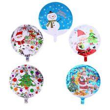 2PCS Enfants Hélium Foil Ballon Décoration D'anniversaire Père Noël Noël
