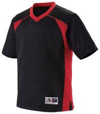 Augusta Sportswear Men's Polyester Short Sleeve Victor Replica T-Shirt. 260