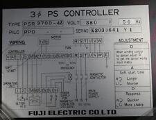 Fuji PSR PS controller tipo psr370d-4z
