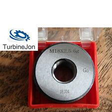 M4.5 x 0.75 Metric Thread Ring Gauge (Gage) Go or NoGo - UK Supplier