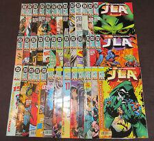 JLA (deutsch) ab # 1 - (BATMAN / JUSTICE LEAGUE) DINO VERLAG 1997 - 2000 - TOP