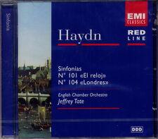 HAYDN - SYMPHONIEN 101 & 104 (NEU & OVP) EMI CLASSICS