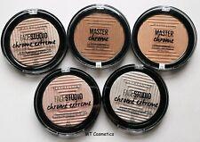 Maybelline Face Studio Chrome Highlighter Highlighting Powder Choose Shade