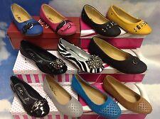 Rya Girls Fashion Flats Causal / Dress Shoe Toddler Size 9 to Youth 5 / Women 7