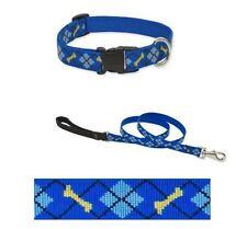 "Lupine Lifetime Dog Collar or Leash - 3/4"" - DAPPER DOG"
