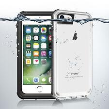 iPhone X 8 7 6 6s Plus Waterproof Hard PC Case | Full Body Underwater Swimming