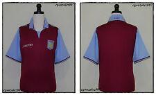 Macron Aston Villa The Villans The Lions Soccer Futbol Jersey EPL BPL FA Youth