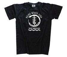 Viking Shirts Meine Werte sind nicht käuflich Wikinger GermanenT-Shirt S-3XL