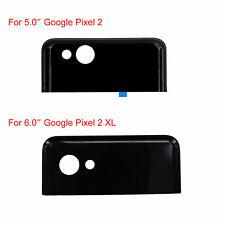 New For Google Pixel 2 /Pixel 2 XL Rear Back Camera Glass Lens Cover Black White