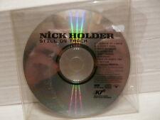 NICK HOLDER Still on track CD sampler promo album 9 titres LC7306 K7R18CD
