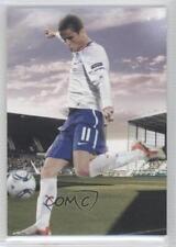 2012 Futera World Football Unique #059 Ibrahim Afellay Soccer Card