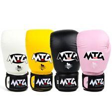 MTG Pro Boxing Gloves Muay Thai Sparring Gloves Kickboxing Glove 10 12 14 16 oz