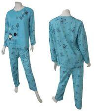 Pyjama femme-Taille S et XL-Intérieur pilou-Coloris au choix-Coton majoritaire