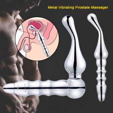 Metal Prostate Massage_Anal Butt Women Stimulator_Orgasm Plug_Sexy Flirt Stopper
