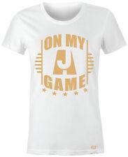 """""""ON MY J GAME"""" Women/Juniors T-Shirt to Match Air Retro 12 """"OVO"""""""