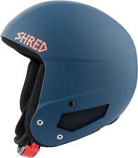 Shred Skihelm Snowboardhelm Helm blau X-Static® Slytech Fitting Kit