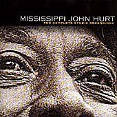 Mississippi John Hurt - The Complete Studio Recordings (3VCD 181)