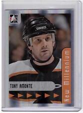 TONY AMONTE 11/12 ITG Broad Street Boys Base Card #81 Philadelphia Flyers SP