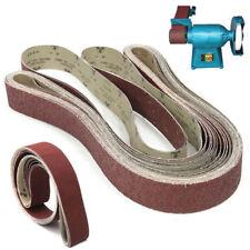 5x180cm 2''x72'' Sanding Belt 36~1000 Grit For Metal Wood Grinding Abrasive Tool