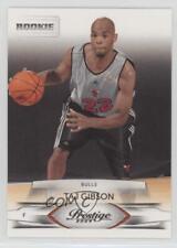 2009-10 Panini Prestige #176 Taj Gibson Chicago Bulls RC Rookie Basketball Card