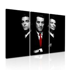 ' Goodfellas ' Classic Movie Film Canvas Wall Art Deco Box ~ 3 Panels