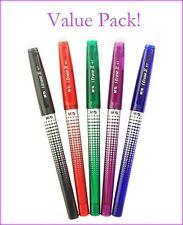 M&G iErase Friction & Heat Erasable Pens Assorted Colours, Bulk Discount
