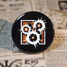 Ying Badge Operator Logo Pinbacks Game Button Tinplate 58mm / 2.2 inch For R6