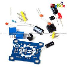 uxcell 5 Pcs NE555 Adjustable Frequency Pulse Generator Impulsator Module Board
