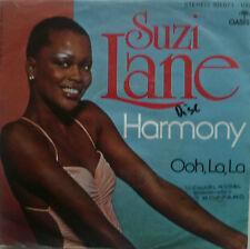 """7"""" 1979 KULT !  SUZI LANE : Harmony // VG++ \"""
