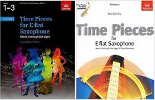 Time Pieces for Alto Saxophone ABRSM arranged Ian Denley Music Through the Ages