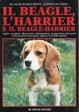 CANI DI RAZZA_ IL BEAGLE - L'HARRIER _ DE VECCHI _ 1995