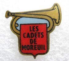 Pin's Instrument de Musique Cor d'Harmonie Les Cadets de Moreuil  #F2