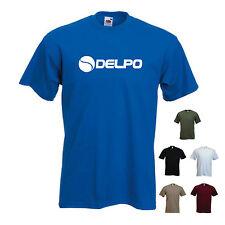 'Delpo' Juan Martin Del Potro Men's Tennis / Wimbledon T-shirt Tee