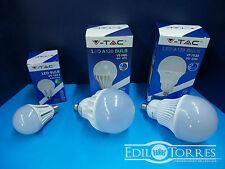 LAMPADA LAMPADINA V-TAC E27 LED 20W - 30W - 40W (CHIP A120) - 10W GLOBO G95