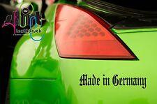 A 77 - Made in Germany Auto Aufkleber  Autoaufkleber KFZ Sticker