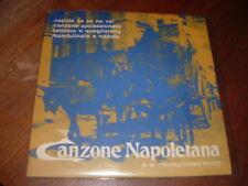 CANZONE NAPOLETANA G.RONDINELLA-S.BRUNI E.P.'71 ITALY